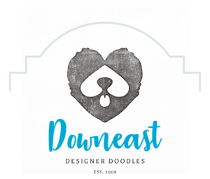 Downeast Designer Doodles Logo